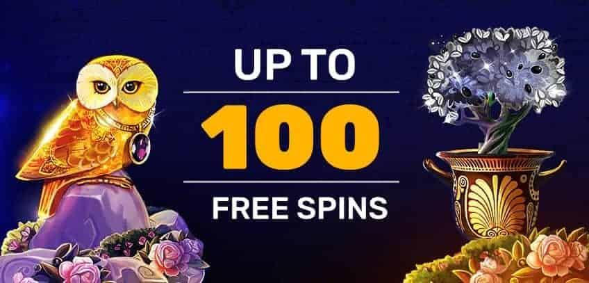 Monday Free Spins Bonus